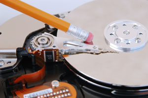 defrag hard drive